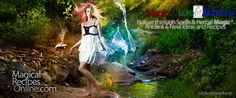 Herbal Magic & Spells for Love, better Sex, more Money, Health & more, Alchemy, Astrology, Hoodoo recipes, Astral projection, Wisdom, Meditation, Recipes & Reviews on oils & formulas, Symbols, Archeology, Charms & Talismans  http://www.magicalrecipesonline.com/