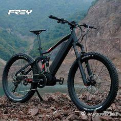 E Mtb, Electric Mountain Bike, Full Suspension, Mountain Biking, Bicycle, Bicycles, Bike, Bicycle Kick