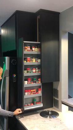 kitchen food organisation