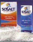 Trapani Italian Sea Salt Coarse Iodized 2.2 lbs - http://spicegrinder.biz/trapani-italian-sea-salt-coarse-iodized-2-2-lbs/