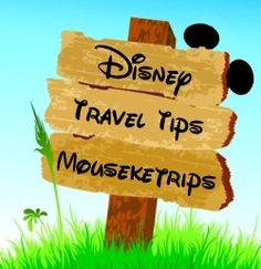 Loads of Disney Hints and tips!