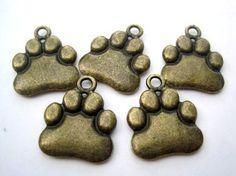 paw beads