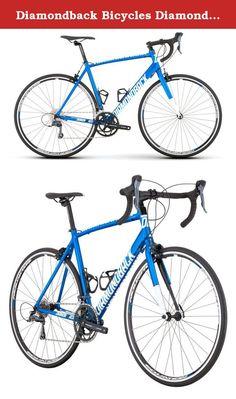 f5cd1905f Diamondback Bicycles Diamondback Century Sport Road Bicycle 54cm Frame    Blue