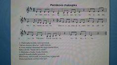 Perníková chaloupka Sheet Music, Music Sheets