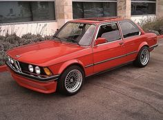 1st Generation BMW 333i (Dinan).
