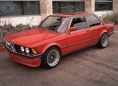 1st Generation BMW 333i (Dinan).
