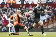 Liverpool kalahkan Aston Villa 1-0, Sturridge Pahlawan   BDbola.com