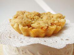 Mini tartita crumble de manzana - Süss Pastelería