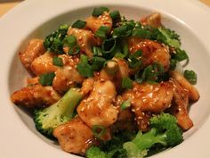 SMITTEN...in cleveland: Take-out At Home - Sesame Chicken & General Tso's Chicken