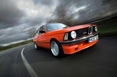E21 BMW 323i by Steve Hall, via 500px