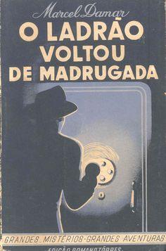 Portuguese book cover