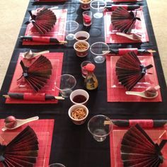 asian party ideas - Google Search
