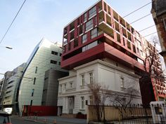 Modern Architecture, Restoration, Multi Story Building, Museum, Colorful, City, Design, Facades, Architecture