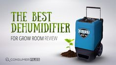 The Best Grow Room Dehumidifier – Review