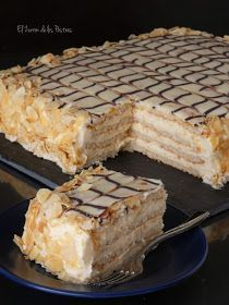 Cake Filling Recipes, Cake Recipes, Dessert Recipes, Dog Food Recipes, Food Cakes, Cupcake Cakes, Decadent Cakes, Almond Cakes, Cake Decorating Tips