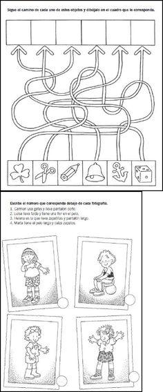 ejercicio de atención   Scribd