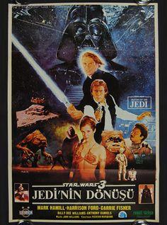 Le retour du Jedi, Turquie, 1983