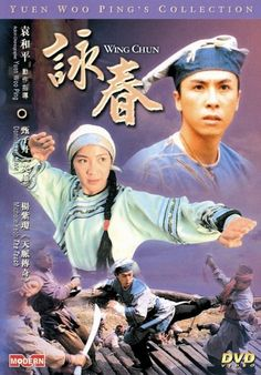 Wing Chun...this is the style of martial arts   I practice so its dear to me. Well at least it was the first that   I studied. Still its Michelle Yeoh's best kung fu flick. You'll love it.