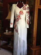 rodeo queen dresses | Rodeo Queen Leather Pageant Dress by Riding High USA