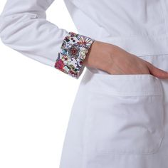 Koi Happiness Women's Rebecca Lab Coat