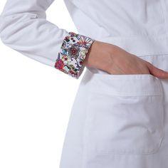 Koi Happiness Women's Rebecca Lab Coat