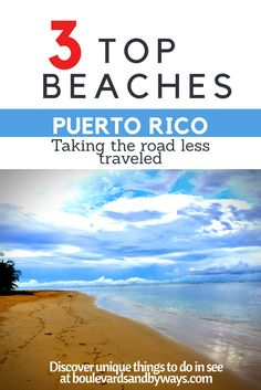 Top 3 beaches in northeast Puerto Rico. There's a beach to keep everyone in your family happy. http://boulevardsandbyways.com/blog/top-3-beaches-noetheast-puerto-rico/ . . . . . #beachpuertorico #puertorico #beach #playa #pr #sanjuanpuertorico #beachpuertoricolife #isladelencanto #luquillobeach #playaazul #lapared