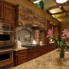 Look at that stove! #realestate #kitchens #home