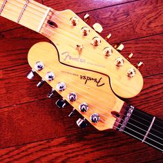 Fender American Deluxe Stratocasters (Fat and 50th anniversary)