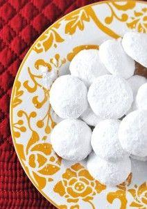 Pfeffernusse German Christmas Cookie ----- Click Here for Recipe