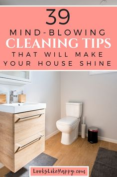 39 Cleaning Tips Tha