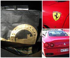 Tuurissa Keskisellä, Vesan Ferrari pihassa