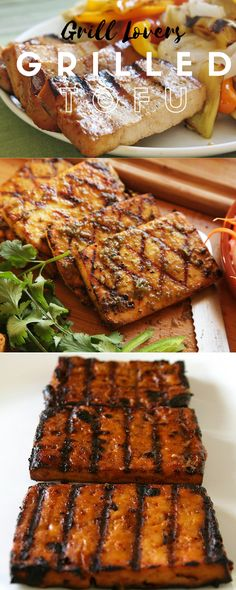 PrintGrill Lovers' Grilled Tofu Recipe (Servings: 4) Ingredients1 lb tofu,firm 1/4 c mirin 1/4 c tamari 1 t ginger,fresh,minced 1 ds pepper,cayenne InstructionsCut tofu lengthwise into 4 filets. Mix together mirin, tamari, ginger and cayenne. Marinate tofu in mixture for at least one hour or overnight. Grill tofu over hot coals until heated through and[...]