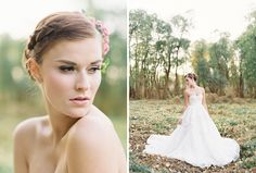 Photo Styling: The Bohemian Bride