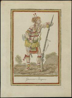 Guerrier iroquois. (item 2)