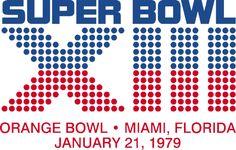 super bowl 1993 logo | Super Bowl Primary Logo - National Football League (NFL) - Chris ...