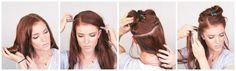 Romantic Boho Lace Braid Up-Do : Hair Tutorial - Wonder Forest