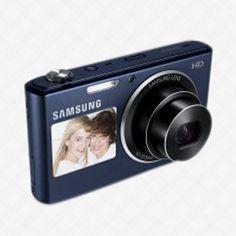 Quando o cartão de memória já está cheio, a wi-fi da sua câmera digital Samsung pode te salvar! É só conectar a câmera a uma rede sem fio e enviar suas fotos por e-mail. #Photos #Samsung