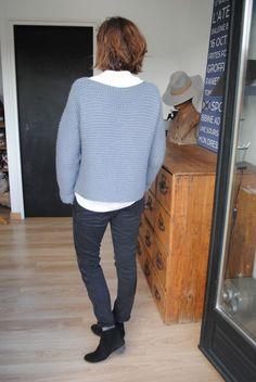 Pull point mousse DIY ! | Une souris dans mon dressing | Bloglovin'