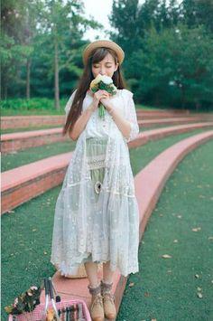 (4) MonMonMori   《Mori girl》   Pinterest
