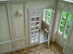 ♥ Pipi's miniatures ♥: Making of - Das Léa Haus 4