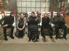 Why is the tallest in the smallest chair lol
