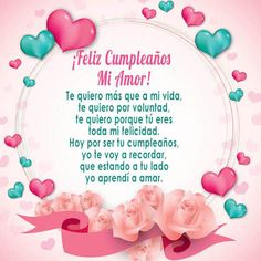 Happy Birthday My Love, Happy Birthday Wishes, Free To Use Images, Love Images, Amor Quotes, New Years Eve Party, Holiday Parties, Birthdays, Finding Yourself