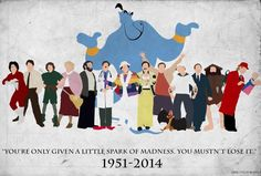 #RobinWilliams will be remembered best for his character and the amazing characters he created. Hat tip @BarrettAll