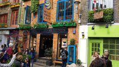 Neal's Yard, a little fairytale in London