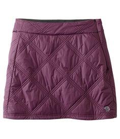 Bun Warmer Skirt