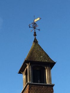 Finial Roof Spire Made In Usa Copper Sculpture