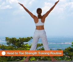 Total Body Strength Training Routine