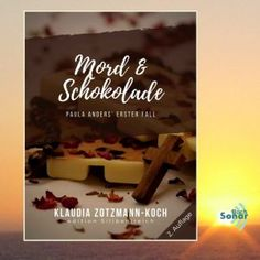 "Heute, am 28. Oktober ist National Chocolate Day! Passend dazu ist ""Mord & Schokolade"" heute im Buch Sonar gefeatured. Ich freu mich grad. 😊 Chocolate Day, Grad, Desserts, October, Table Desk, Chocolate, Book, Tailgate Desserts, Deserts"