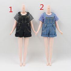 Takara Blythe Bib 4 azone BJD 1/6 doll clothes fit 12 inches doll clothing #takarablythe