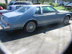 1982 Chrysler Imperial passenger side